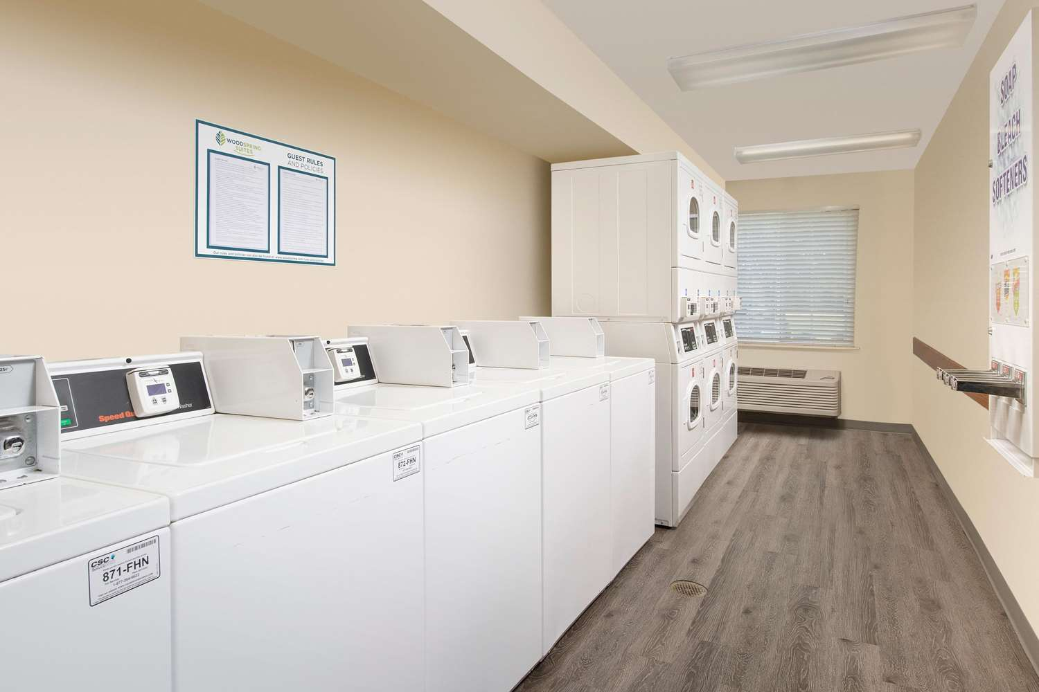 Other - WoodSpring Suites Madison