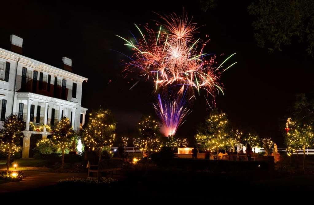 Fireworks Christmas Festival