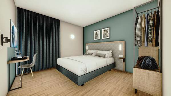 Hotel KYRIAD BORDEAUX NORD Sainte Eulalie