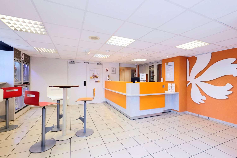 Restaurant - Hotel Premiere Classe Lille Roubaix Centre