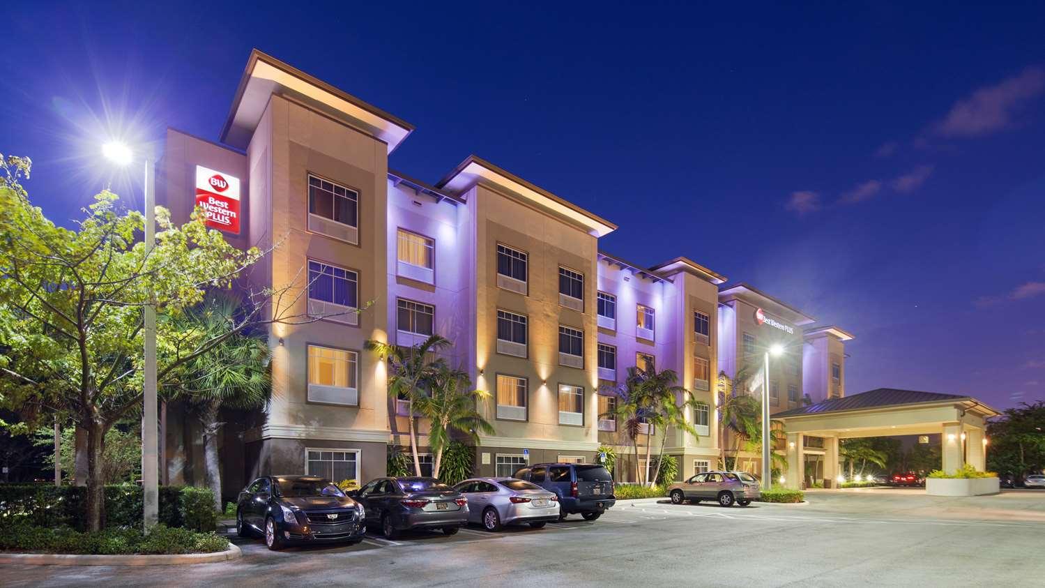 Exterior view - Best Western Plus Miami Airport North Inn Miami Springs