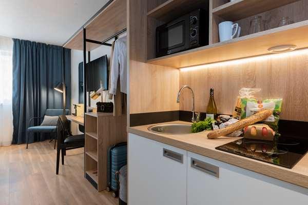 فندق TULIP RESIDENCES JOINVILLE-LE-PONT