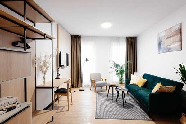 HOTEL TULIP RESIDENCES WARSAW TARGOWA