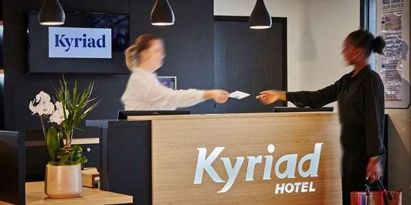 HOTEL KYRIAD COMBS-LA-VILLE - Sénart
