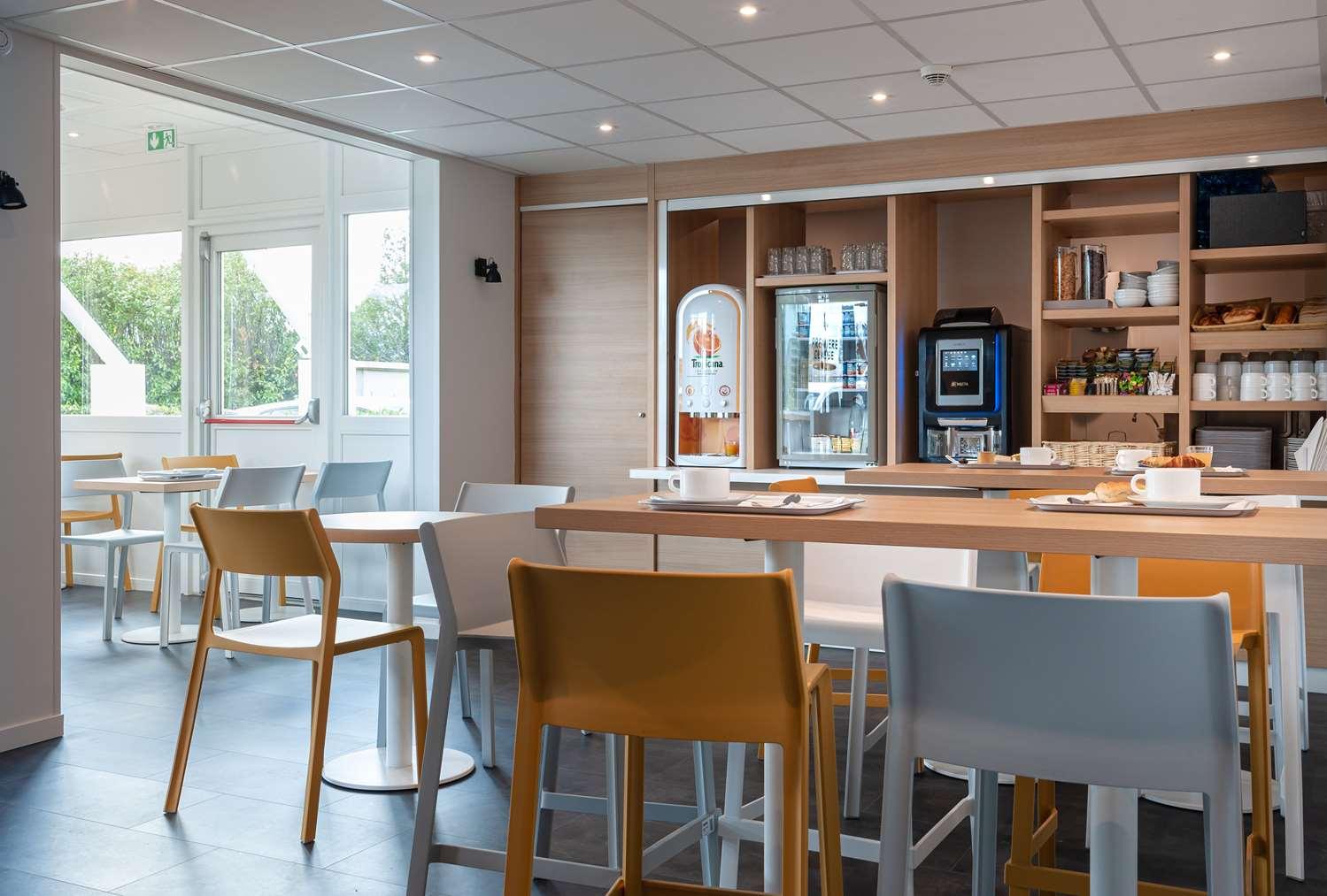 Restaurant - Hotel Premiere Classe Beaune Sud
