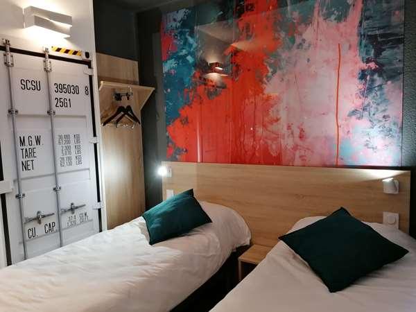 HOTEL KYRIAD DIRECT ORLEANS - Olivet - La Source