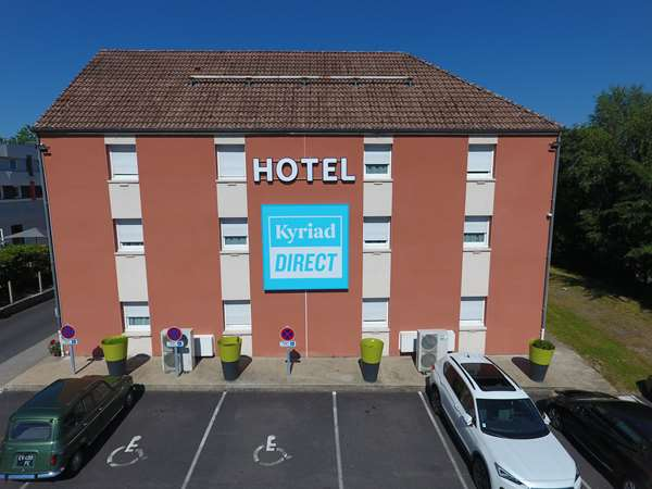 HOTEL Kyriad Direct Limoges Nord