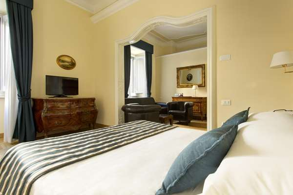 hotel Golden Tulip Rome Piram - Junior Suite
