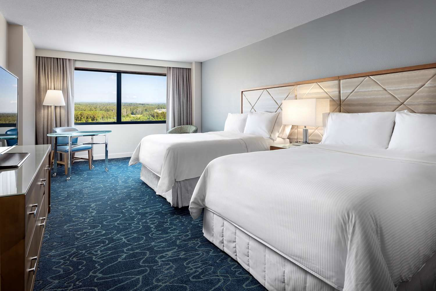 Dolphin Guestroom Double Double