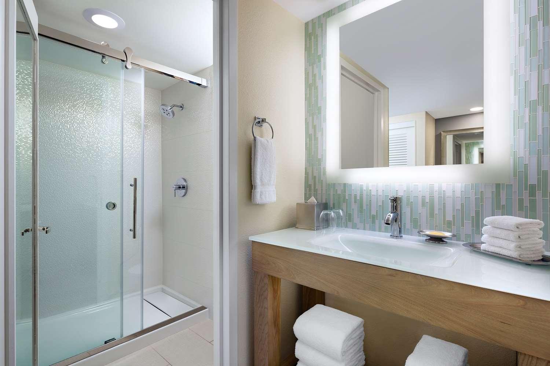 Dolphin Bathroom Shower