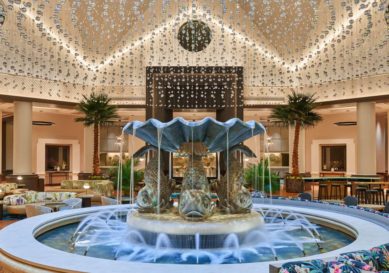 Dolphin Lobby