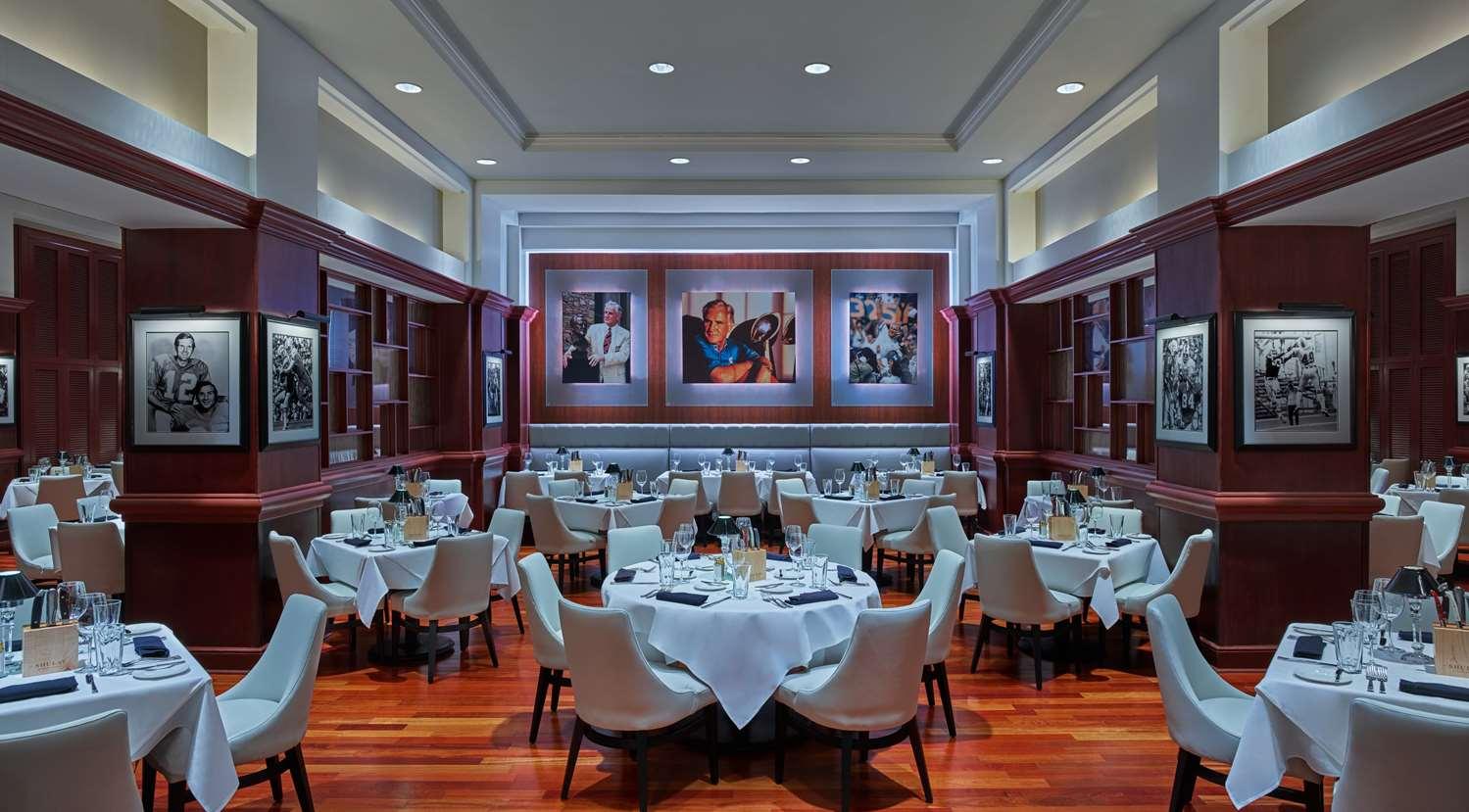 Shula's Steak House Dining Room