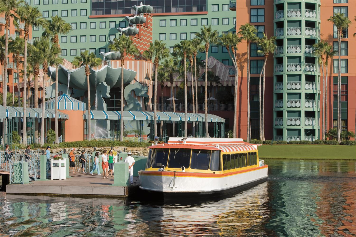 Disney's Water Taxi