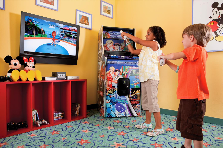Camp Dolphin Children's Recreation Center