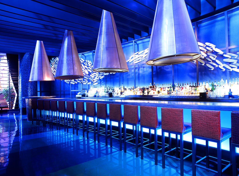 Todd English Bluezoo Lounge