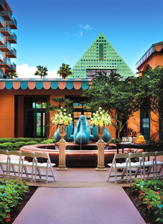 Intimate Weddings - West Courtyard