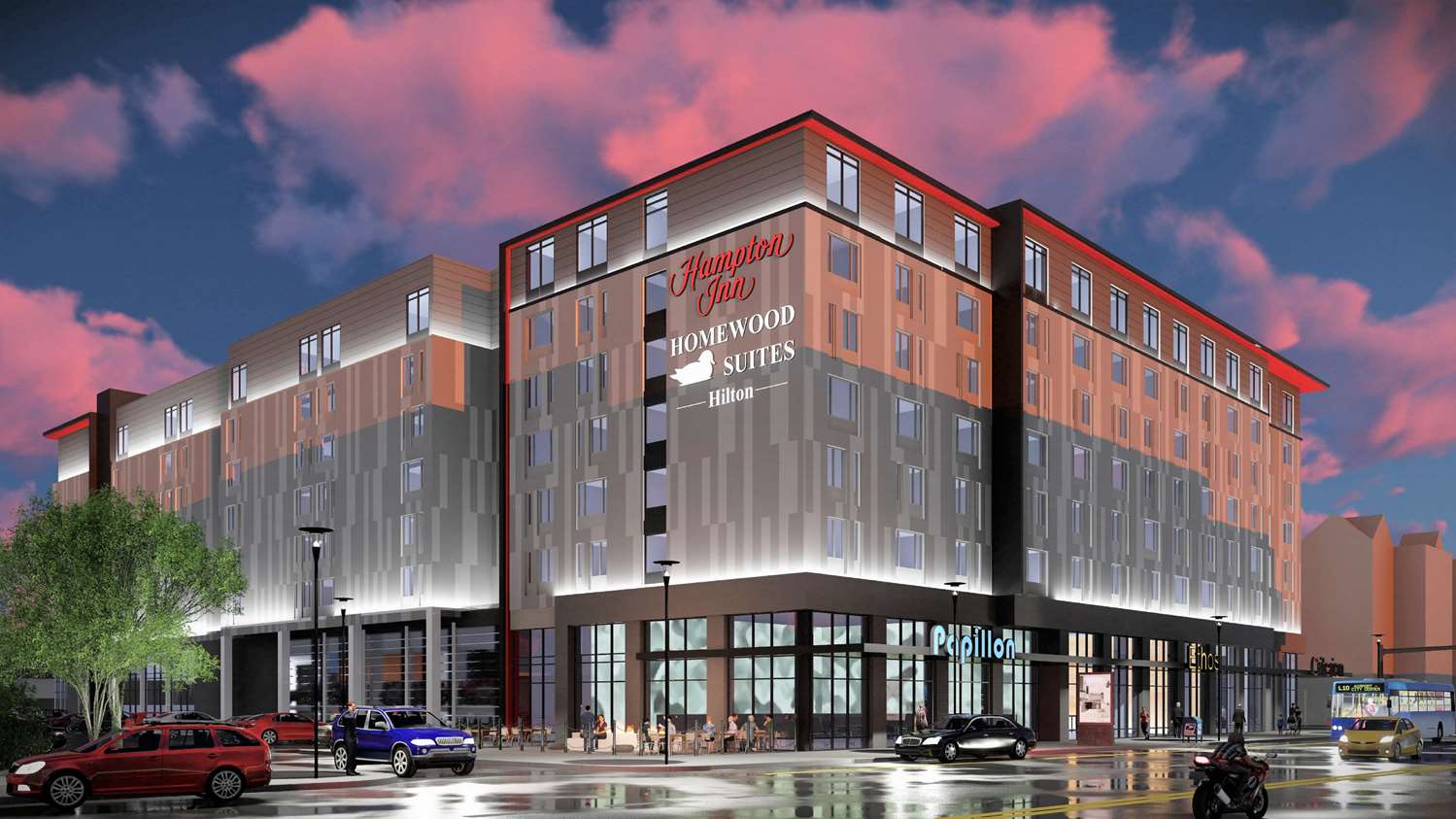 Homewood Suites by Hilton Indianapolis Canal IUPU
