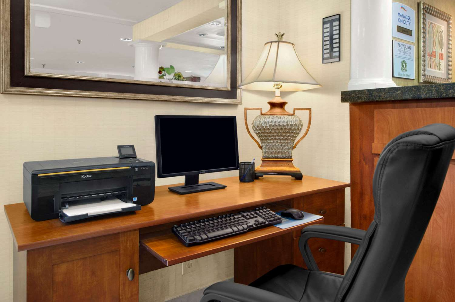 Conference Area - Baymont Inn & Suites Gainesville