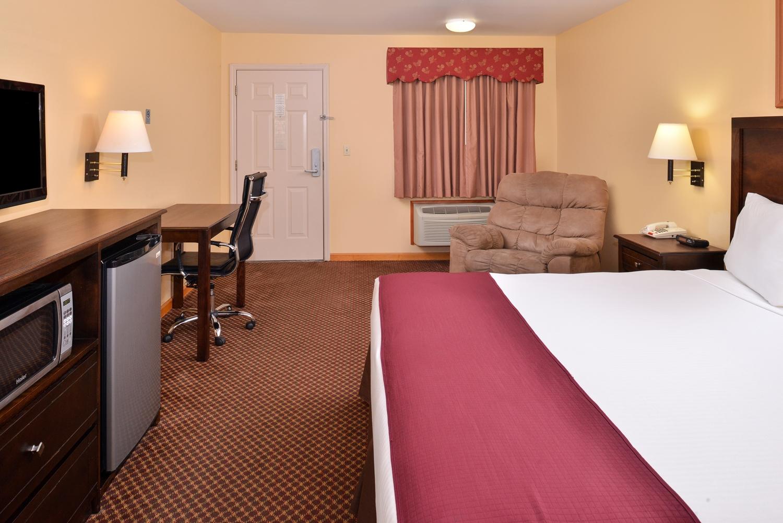 Room - Americas Best Value Inn & Suites Bryant