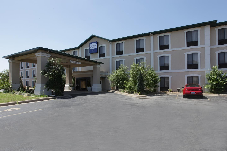 Exterior view - Lexington Hotel Jonesboro