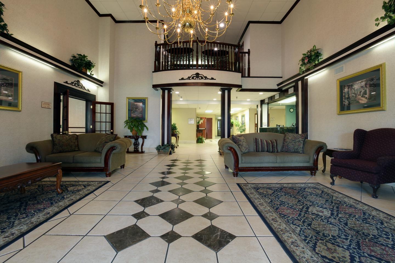 Lobby - Lexington Hotel Jonesboro