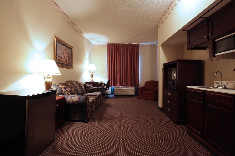 Suite - Lexington Hotel Jonesboro
