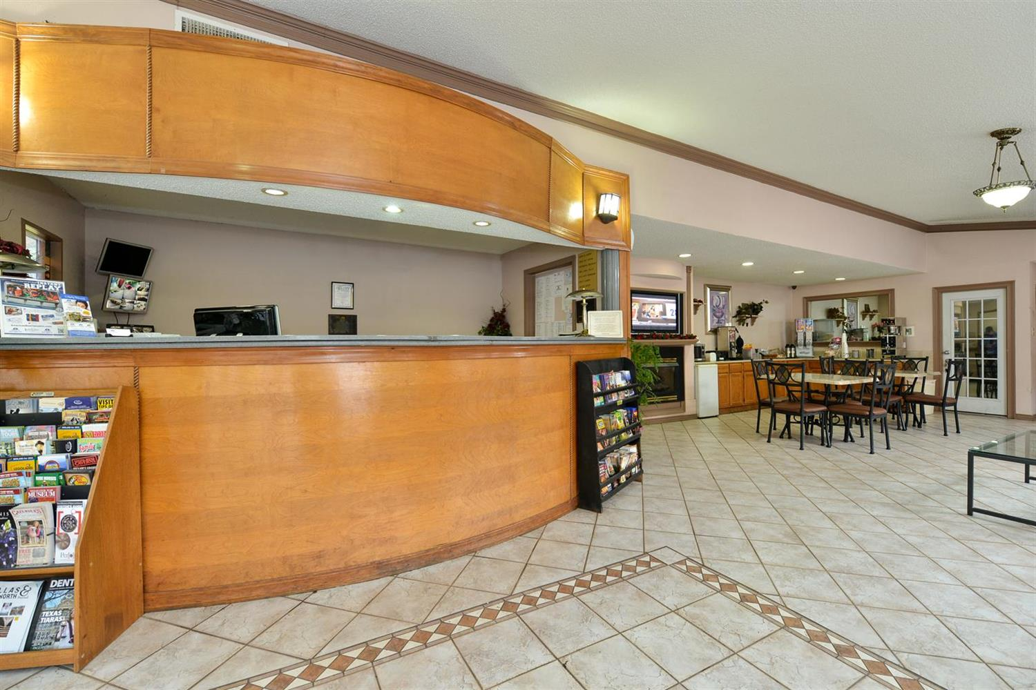 Lobby - Americas Best Value Inn North Little Rock