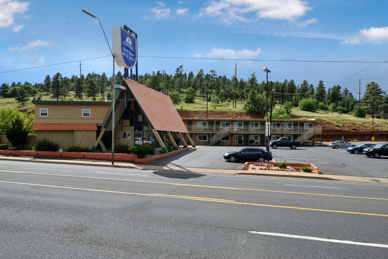 Exterior View Americas Best Value Inn Suites Flagstaff