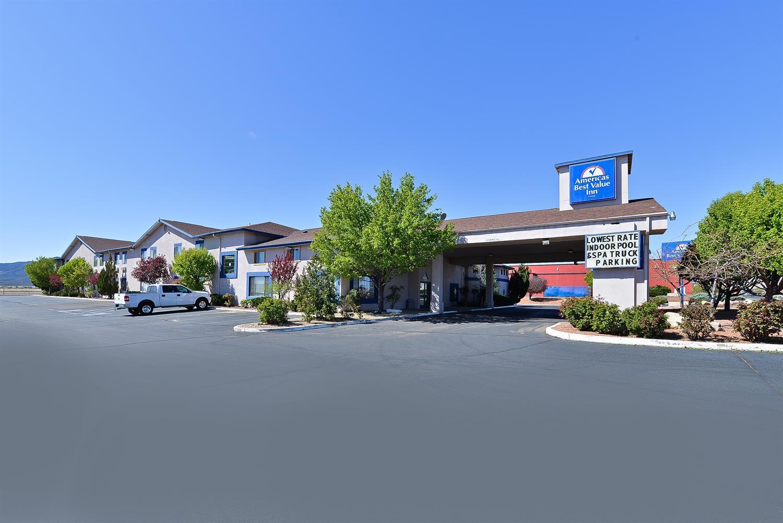Exterior view - Americas Best Value Inn Prescott Valley