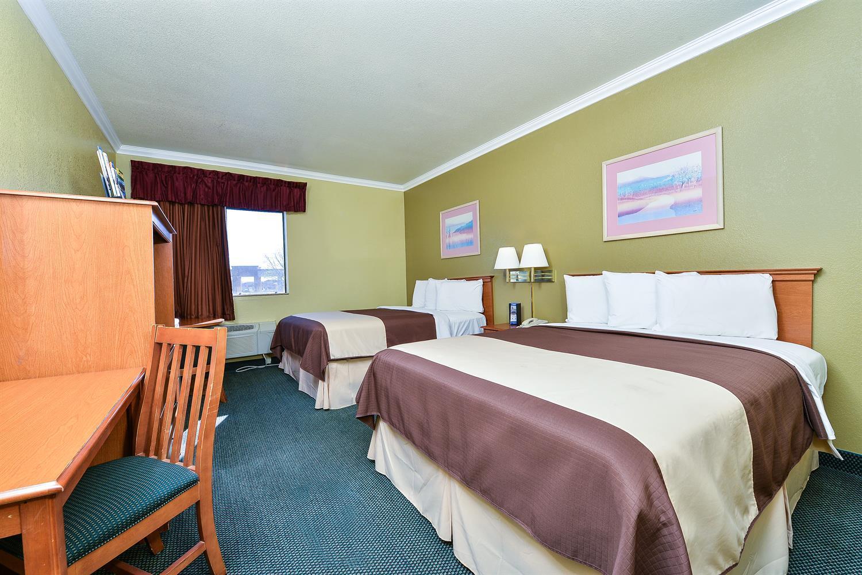 Room - Americas Best Value Inn Prescott Valley