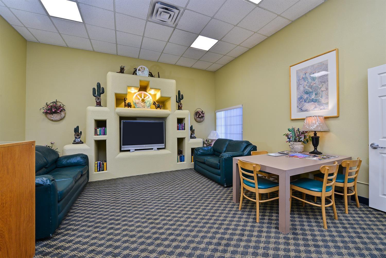 Lobby - Americas Best Value Inn Prescott Valley