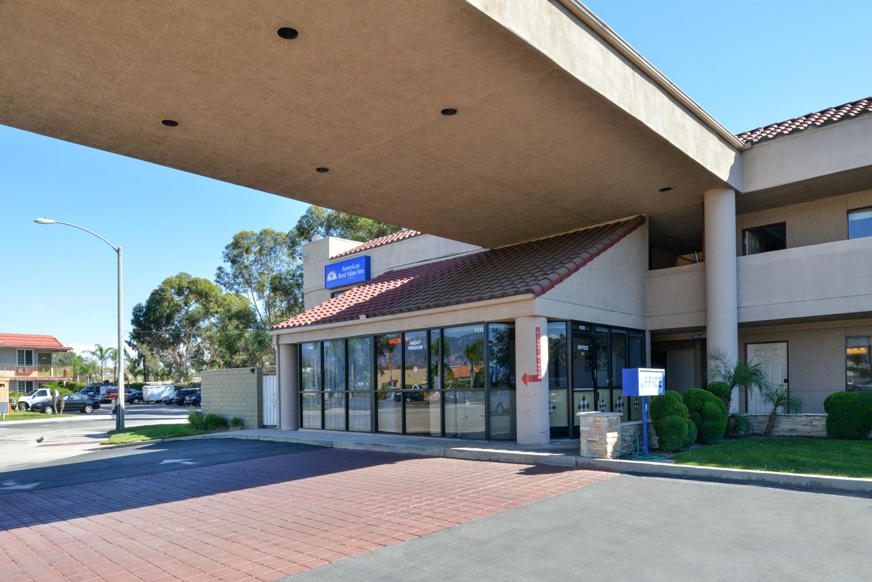 Exterior view - Americas Best Value Inn Redlands