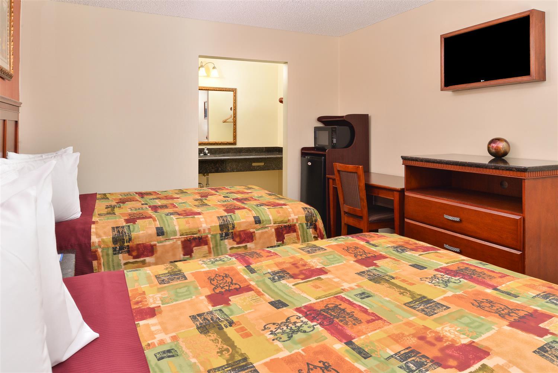 Room - Americas Best Value Inn Redlands