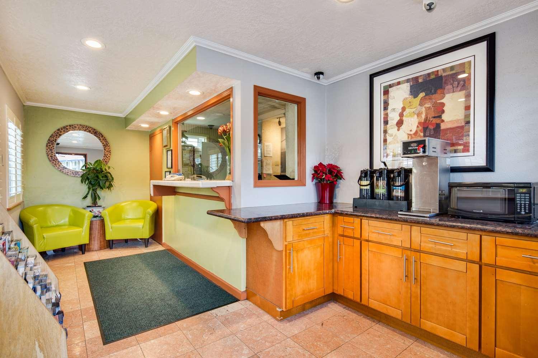 Lobby - Americas Best Value Inn Richmond