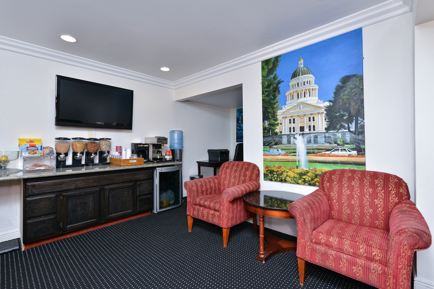 proam - Americas Best Value Inn Downtown Sacramento