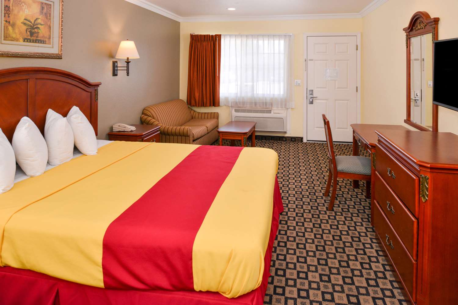 Suite - Americas Best Value Inn San Bernardino