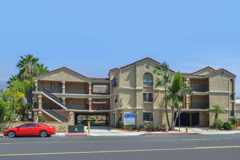 Exterior view - Americas Best Value Laguna Inn & Suites San Juan Capistrano