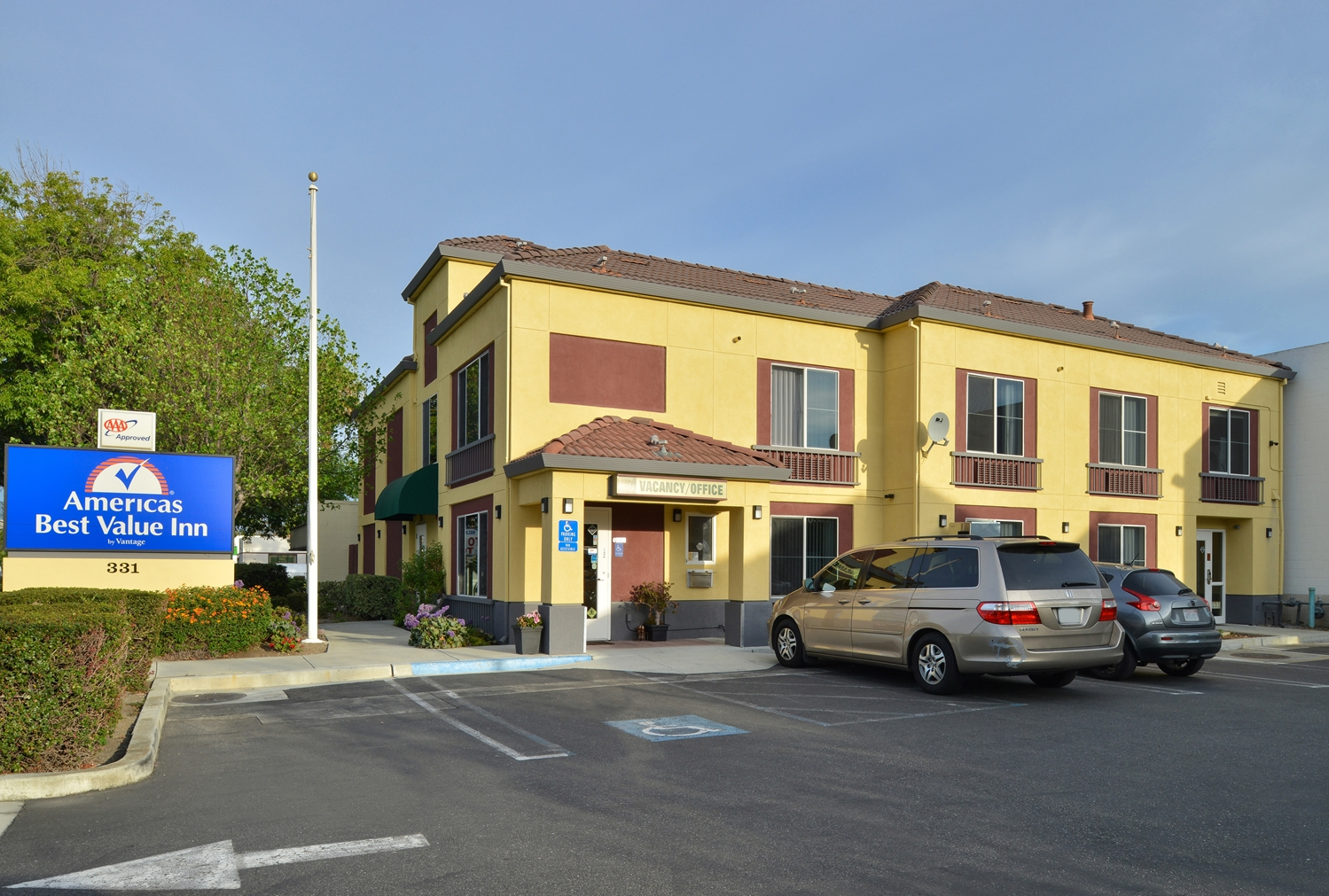 Americas Best Value Inn Sunnyvale Ca See Discounts