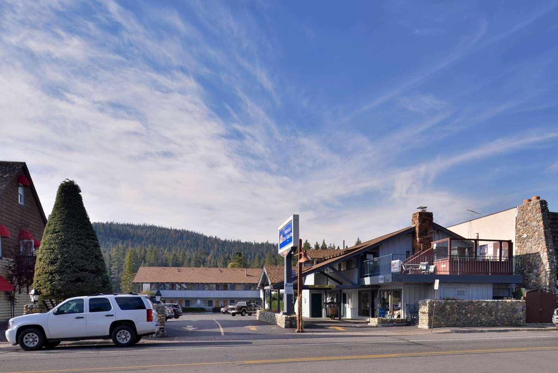 Exterior view - Americas Best Value Inn Tahoe City