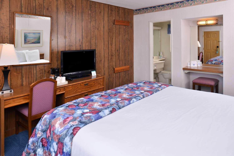 Room - Americas Best Value Inn Tahoe City