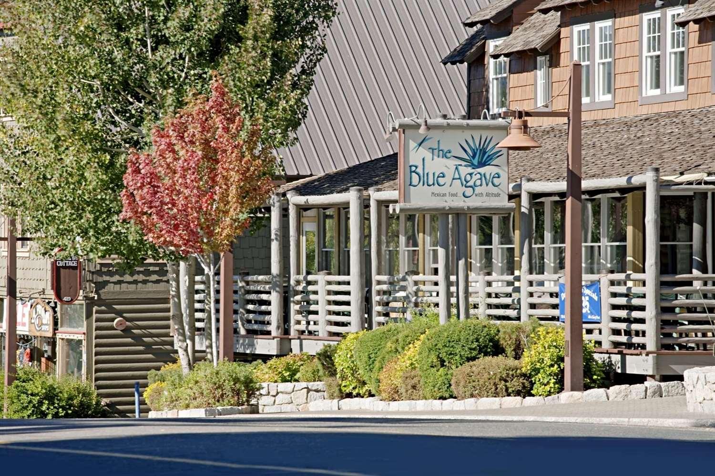 Restaurant - Americas Best Value Inn Tahoe City