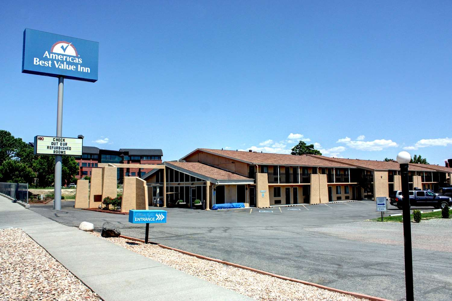 Exterior view - Americas Best Value Inn & Suites Grand Junction