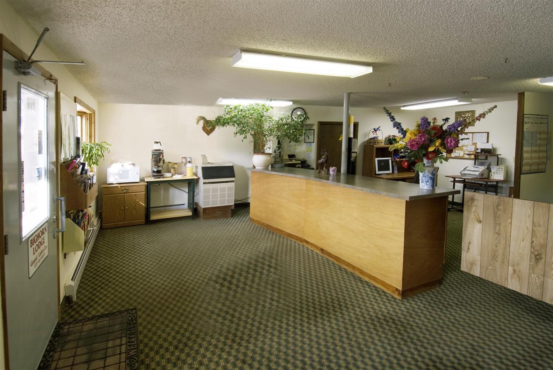 Lobby - Americas Best Value Inn Bighorn Lodge Grand Lake