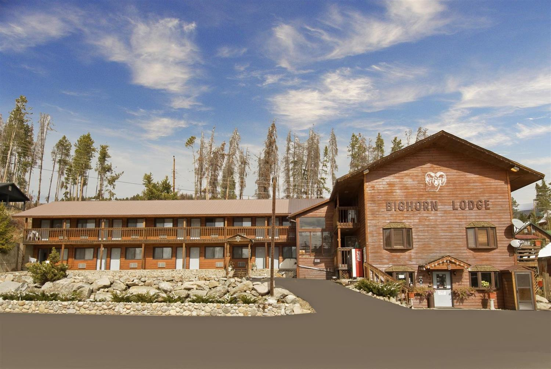 Exterior view - Americas Best Value Inn Bighorn Lodge Grand Lake