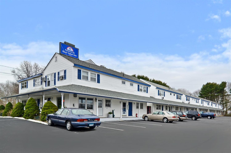 Exterior view - Americas Best Value Inn Stonington