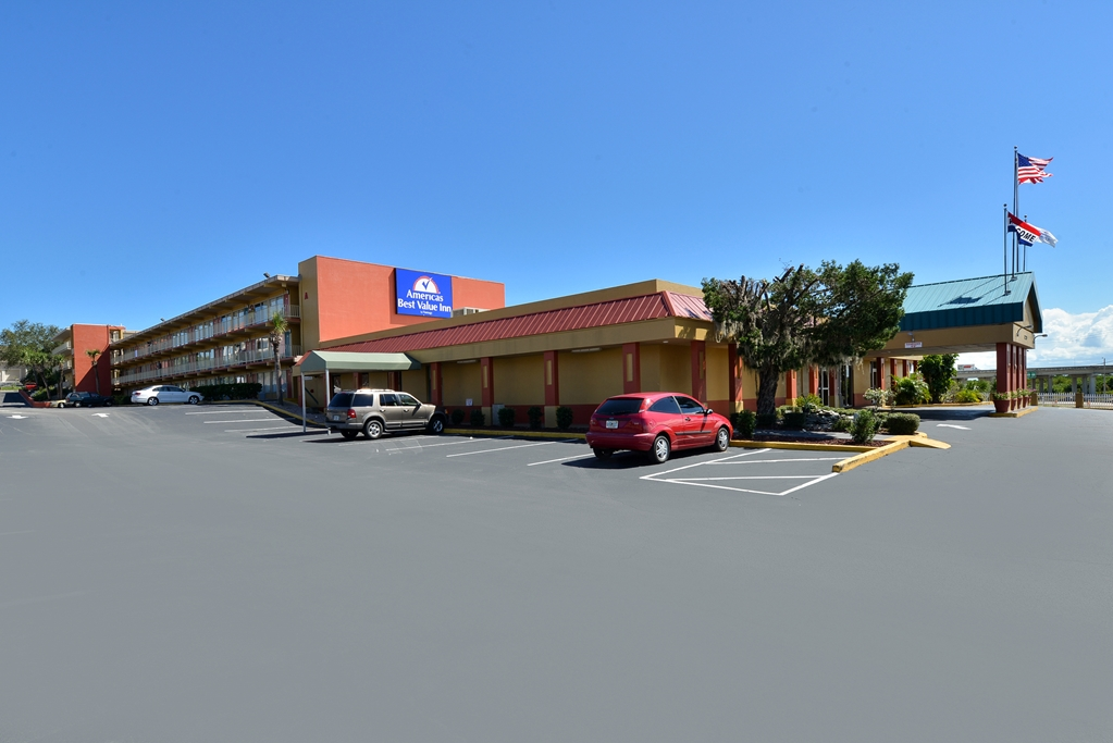 Americas Best Value Inn Cocoa Port Canaveral