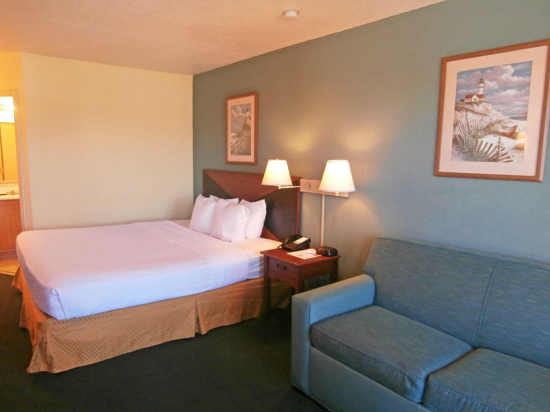 Room - Americas Best Value Inn Fort Pierce