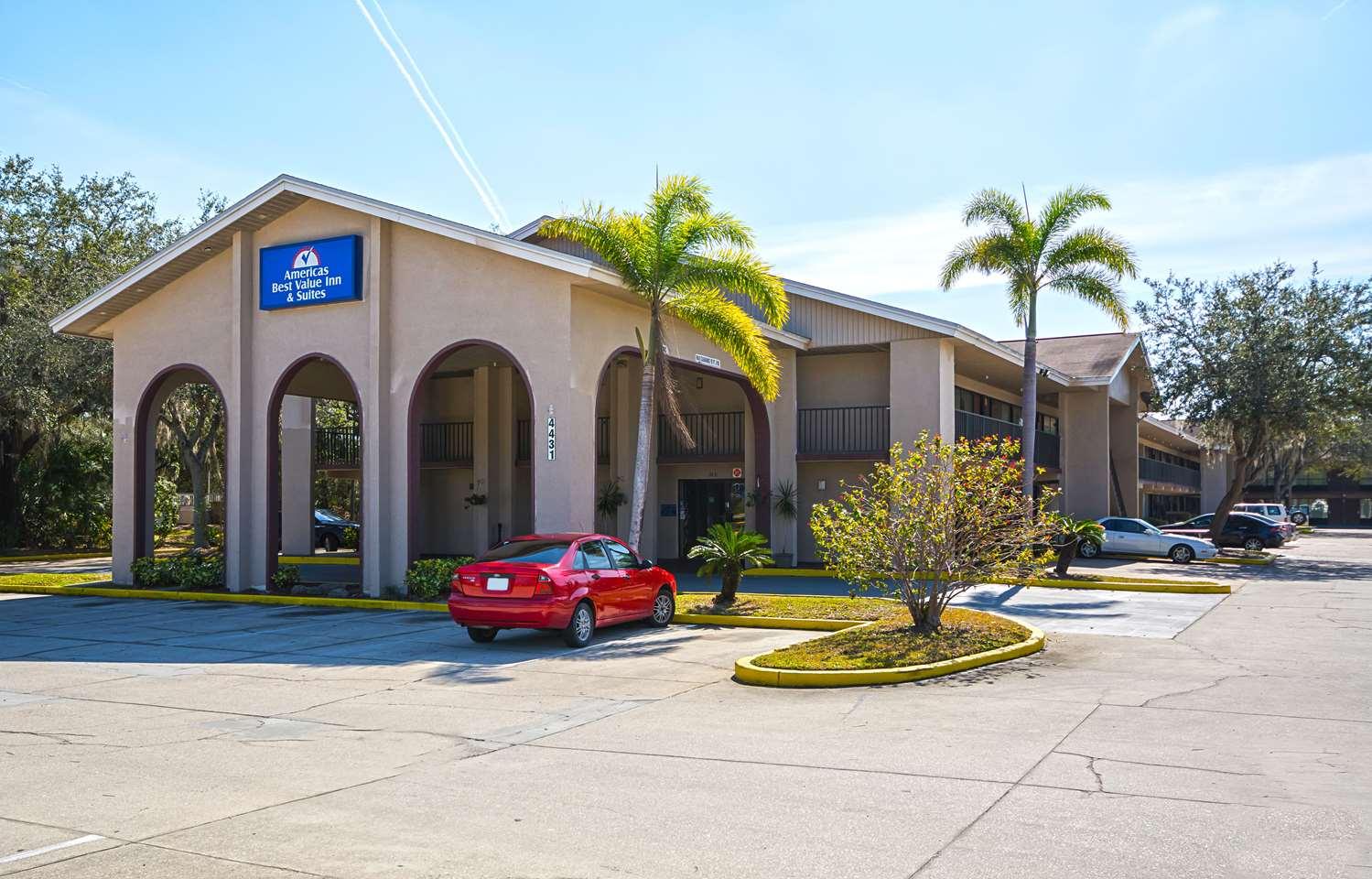 Exterior view - Americas Best Value Inn & Suites West Melbourne