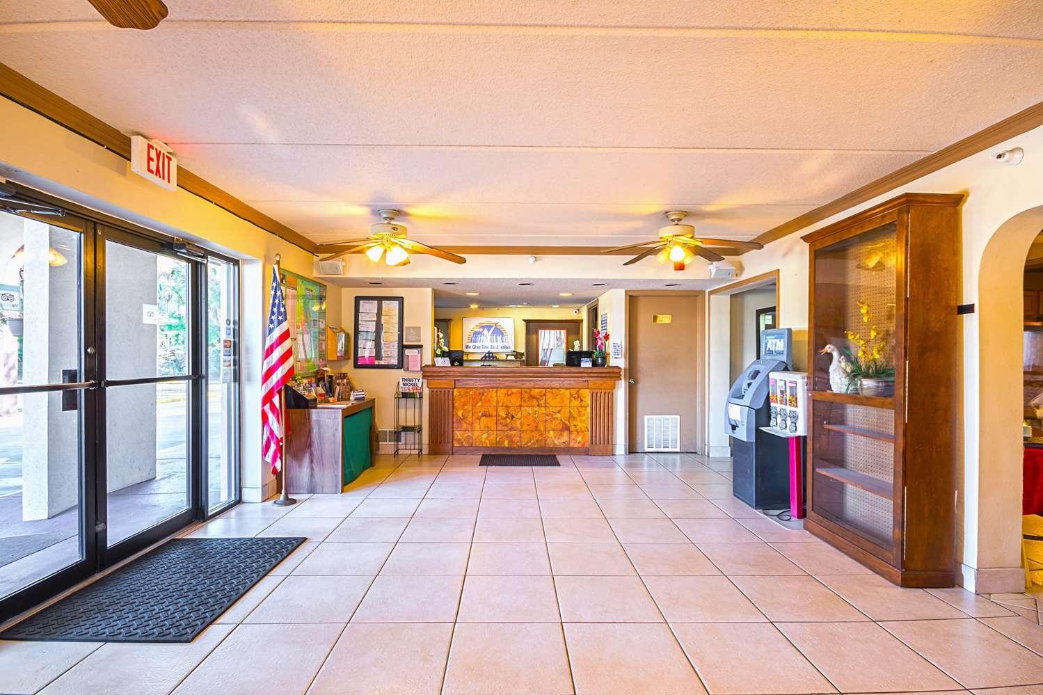 Lobby - Americas Best Value Inn & Suites West Melbourne