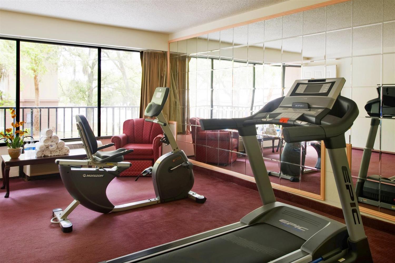 Fitness/ Exercise Room - Americas Best Value Inn & Suites West Melbourne